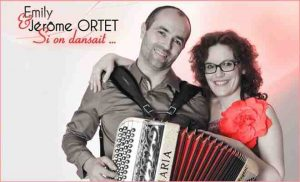DIMANCHE 24 février-repas et thé dansant avec JEROME ORTET